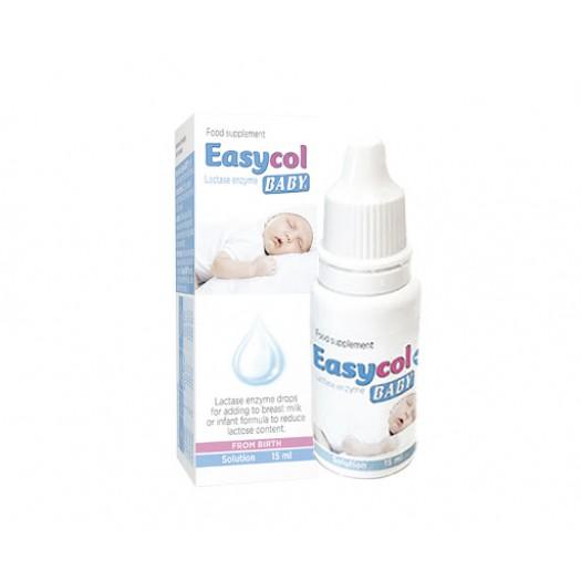 EASYCOL BABY + ORAL SOLUTION, 15ML