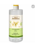 Green Pharmacy Micellar Solution 3 In 1 Oat, 500ml