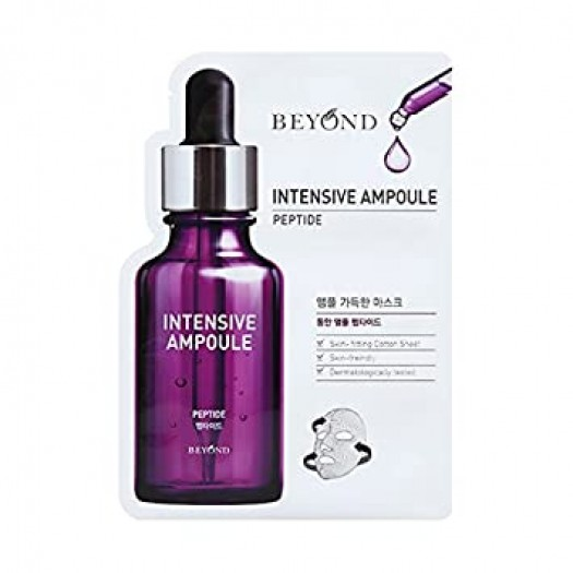 Beyond Intensive Ampoule Face Mask, Peptide